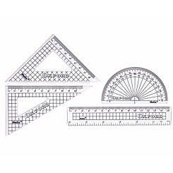 Helix Oxford Geometry Set 4 Piece