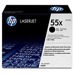HP 55X Laserjet Printer Ink Toner Cartridge CE255X