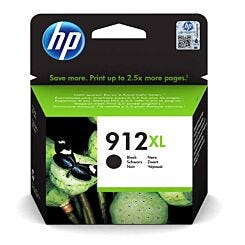 HP 912XL Black Original Ink Cartridge