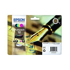 Epson Series 16 Ink Cartridge Multipack