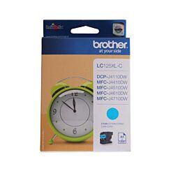 Brother LC125XL Ink Cartridge Cyan