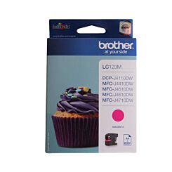Brother LC123 Ink Colour Cartridge
