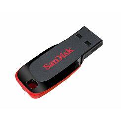 SanDisk 128GB Cruzer Blade USB 2.0 Flash Drive
