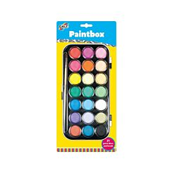 Galt Paintbox 21 Paints