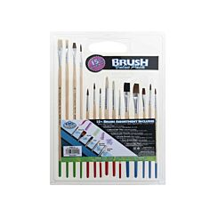 Royal & Langnickel Paint Brush Value Pack of 15