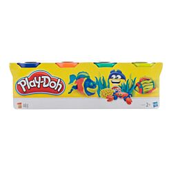 Play Doh Tub Pack of 4