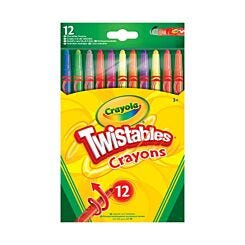 Crayola Twistable Crayons Pack of 12