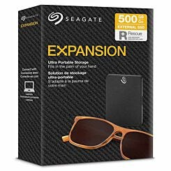 Seagate Expansion Portable SSD 500GB