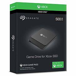 Seagate XBOX SSD Game Drive 500GB