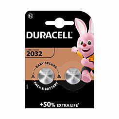 Duracell Ultra Battery M3 Photo DL2032 Twin