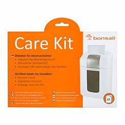 Bonsaii 10 Sheet Shredder Care Pack
