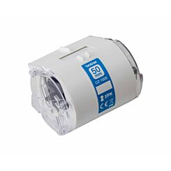 Brother CZ1005 Cassette Label Roll 50mm x 5m