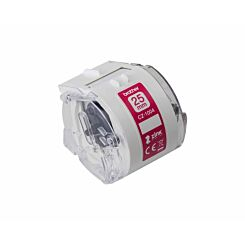 Brother CZ1004 Cassette Label Roll 25mm x 5M