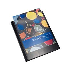 Leitz impressBIND Hard Covers Box of 10 3.5mm