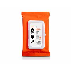 Whoosh Screen Wipes Pack of 20