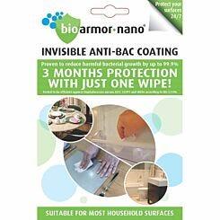Bioarmor-Nano Antibacterial Home Wipes