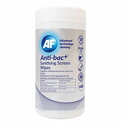 Anti-bac Plus Screen Wipes Pack of 60