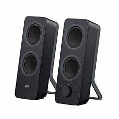 Logitech Z207 2.0 Bluetooth Computer Speakers