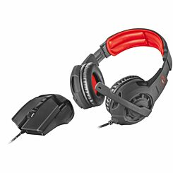 Trust GXT 784 Gaming Headset and Mouse Bundle
