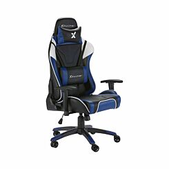 X Rocker Agility eSports Office Gaming Chair Blue