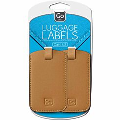 Go Travel Luggage Tags