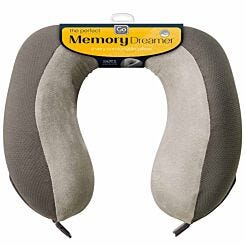 Go Travel Memory Foam Dreamer Neck Pillow