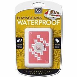 Go Travel Waterproof Playing Cards