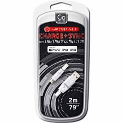 Go Travel 2m Lightning Cable