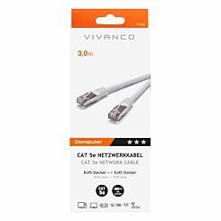 Vivanco Network Cable 3m