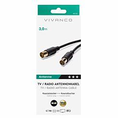 Vivanco Antenna Cable 3M