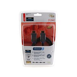 Vivanco Absorber High Speed HDMI Cable with Ethernet 1.5m