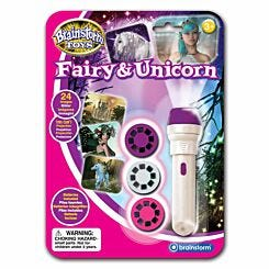 Brainstorm Toys Fairy Unicorn Torch and Projector