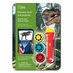 Brainstorm Toys Dinosaur Torch and Projector
