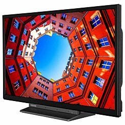 Toshiba 32WK3A63DB 32 inch LED Smart HD TV with Freeview and Built in Alexa