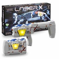 Laser X Morph Double Blaster Pack