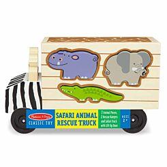 Melissa and Doug Safari Animal Rescue Truck