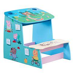 Peppa Pig Wooden Play Desk