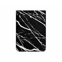 iDecoz Phone Pocket Black Marble