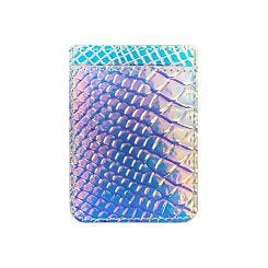 iDecoz Phone Pocket Hologram Snakeskin
