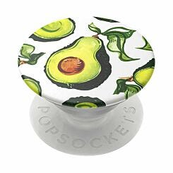 PopSockets Phone Grip Stand Gen 2 Guac Vintage Pearl