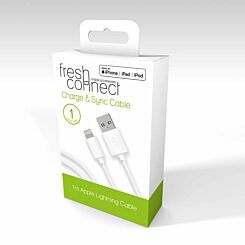 Fresh Connect USB to Lightning 1m Cable