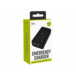 Kit Emergency Charger 12000mAh