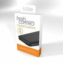 Fresh Connect 4000mAh Portable Powerbank