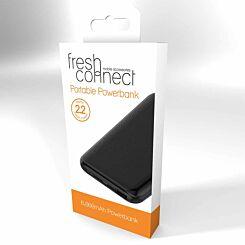 Fresh Connect 6000mAh Portable Powerbank