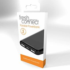 Fresh Connect 8000mAh Portable Powerbank