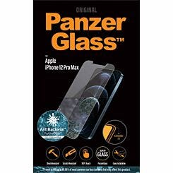 Panzer Glass Antibacterial Screen Protector for iPhone 12 Pro Max