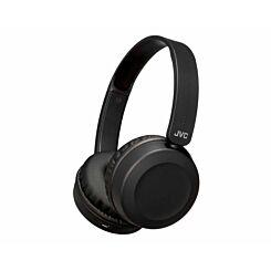 JVC HA-S31BT Deep Bass Wireless On-Ear Foldable Headphones Black