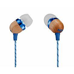 Marley Smile Jamaica In-Ear Headphones Denim