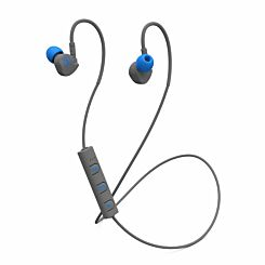 MIXX Audio Memory Fit Wireless Sports Earphones