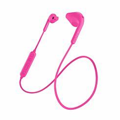 Defunc Basic Hybrid Earphones with Bluetooth Pink